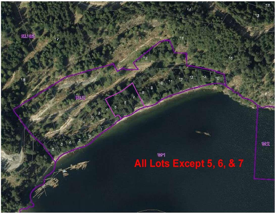 38 Lots Witherby Beach Road