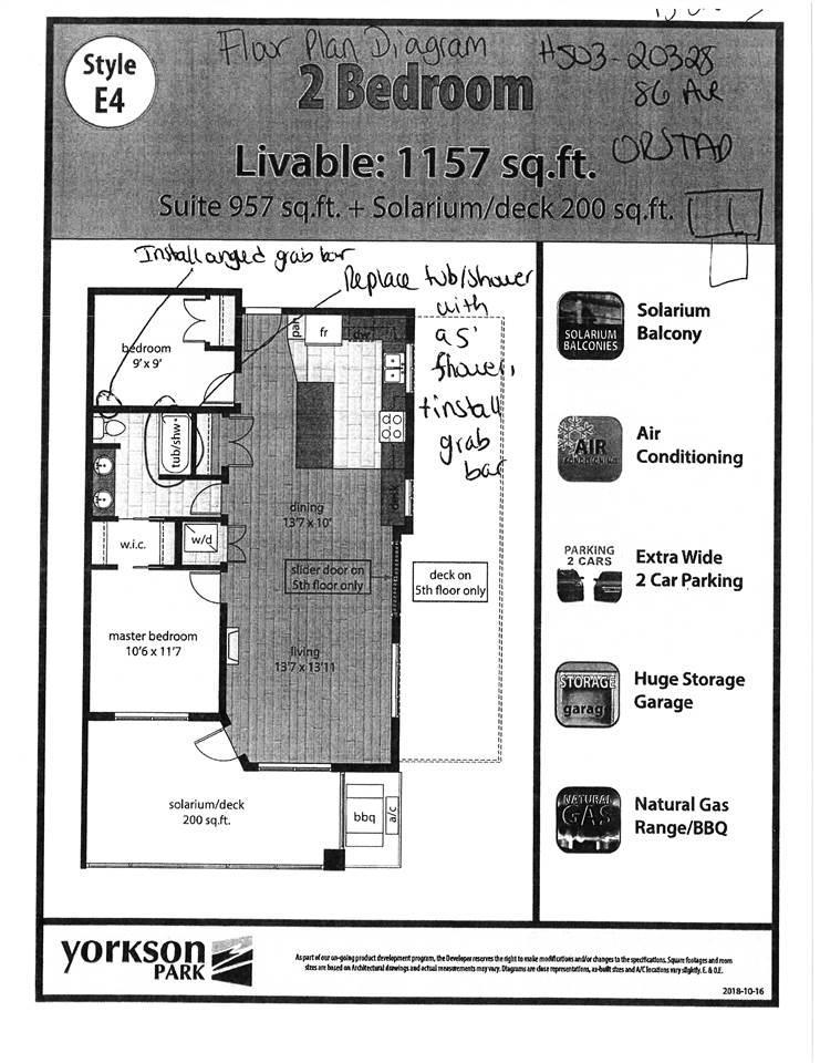 503 - 20328 86 Avenue