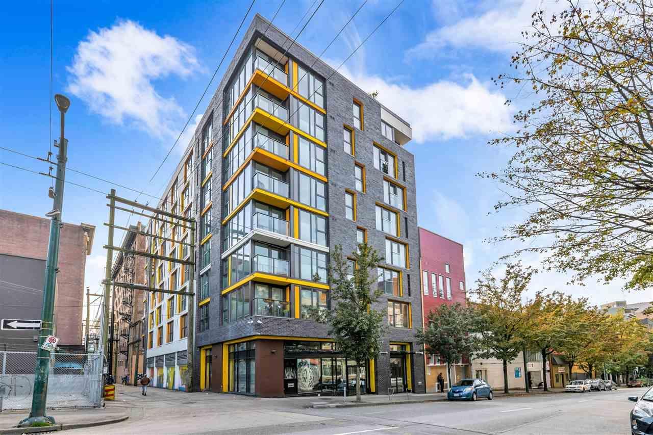 606 - 150 E Cordova Street