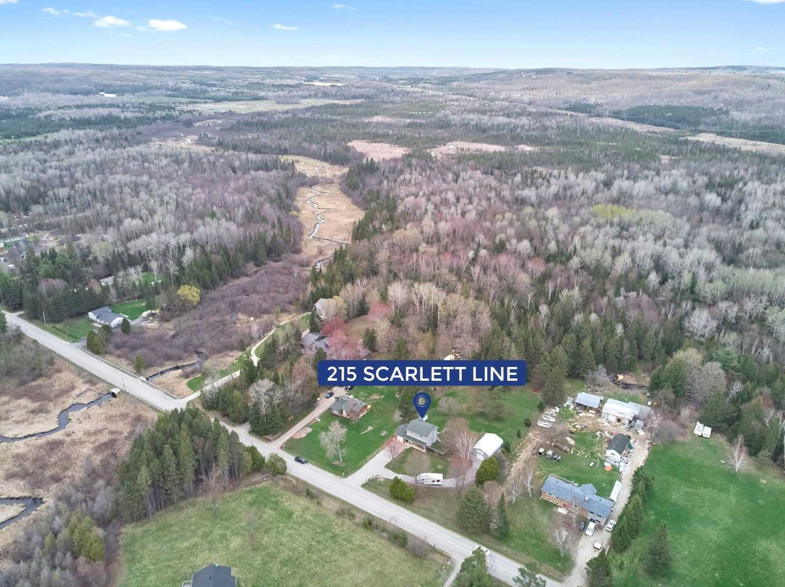 215 Scarlett Line