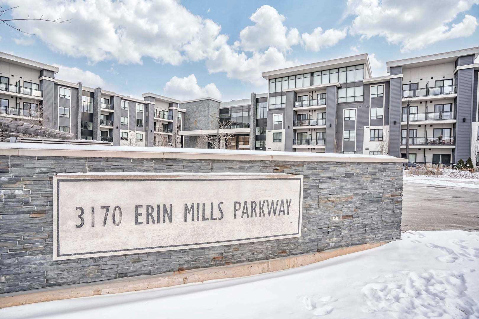 313 - 3170 Erin Mills Pkwy